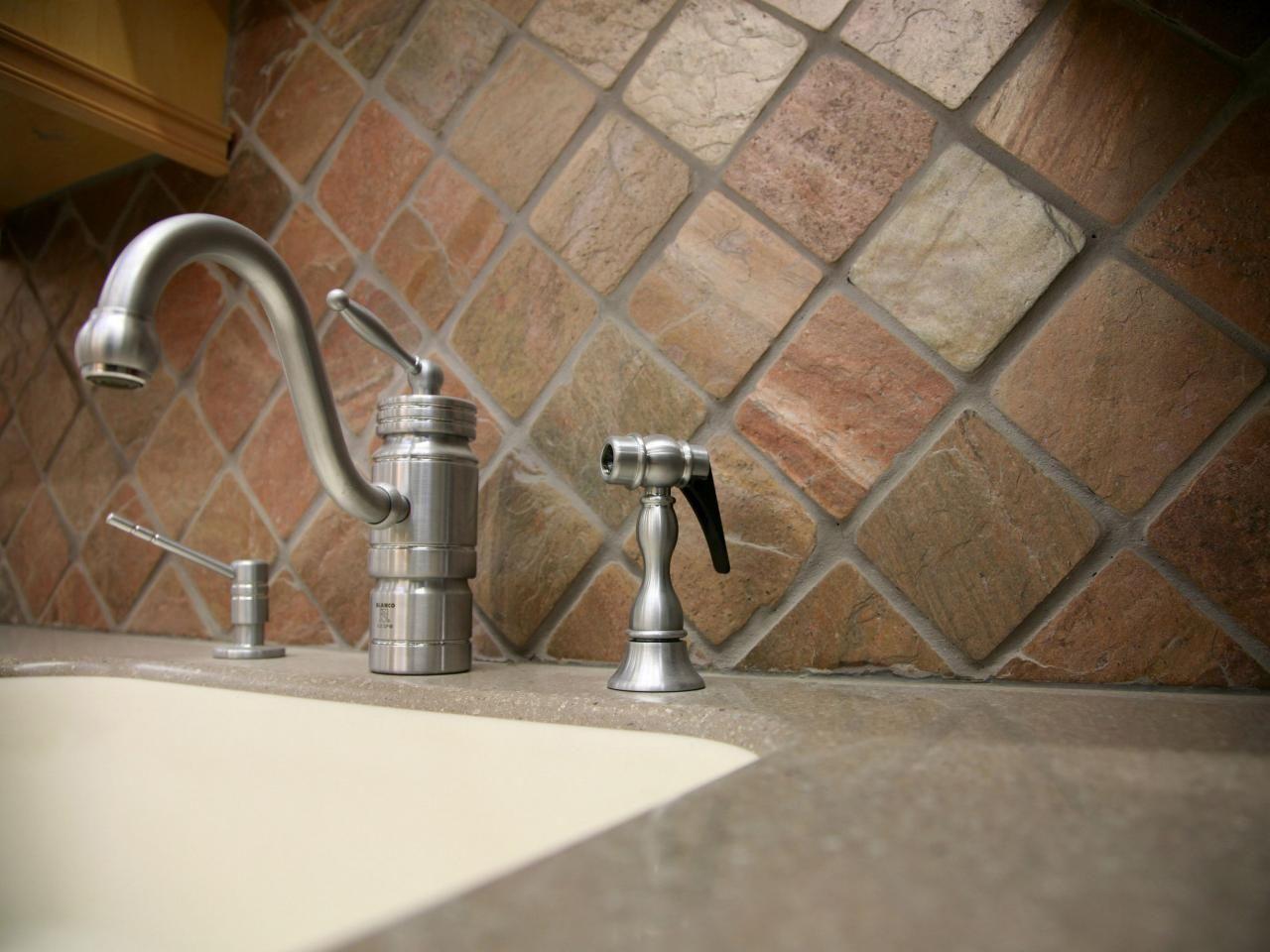 Get some backsplash inspiration for your kitchen granite