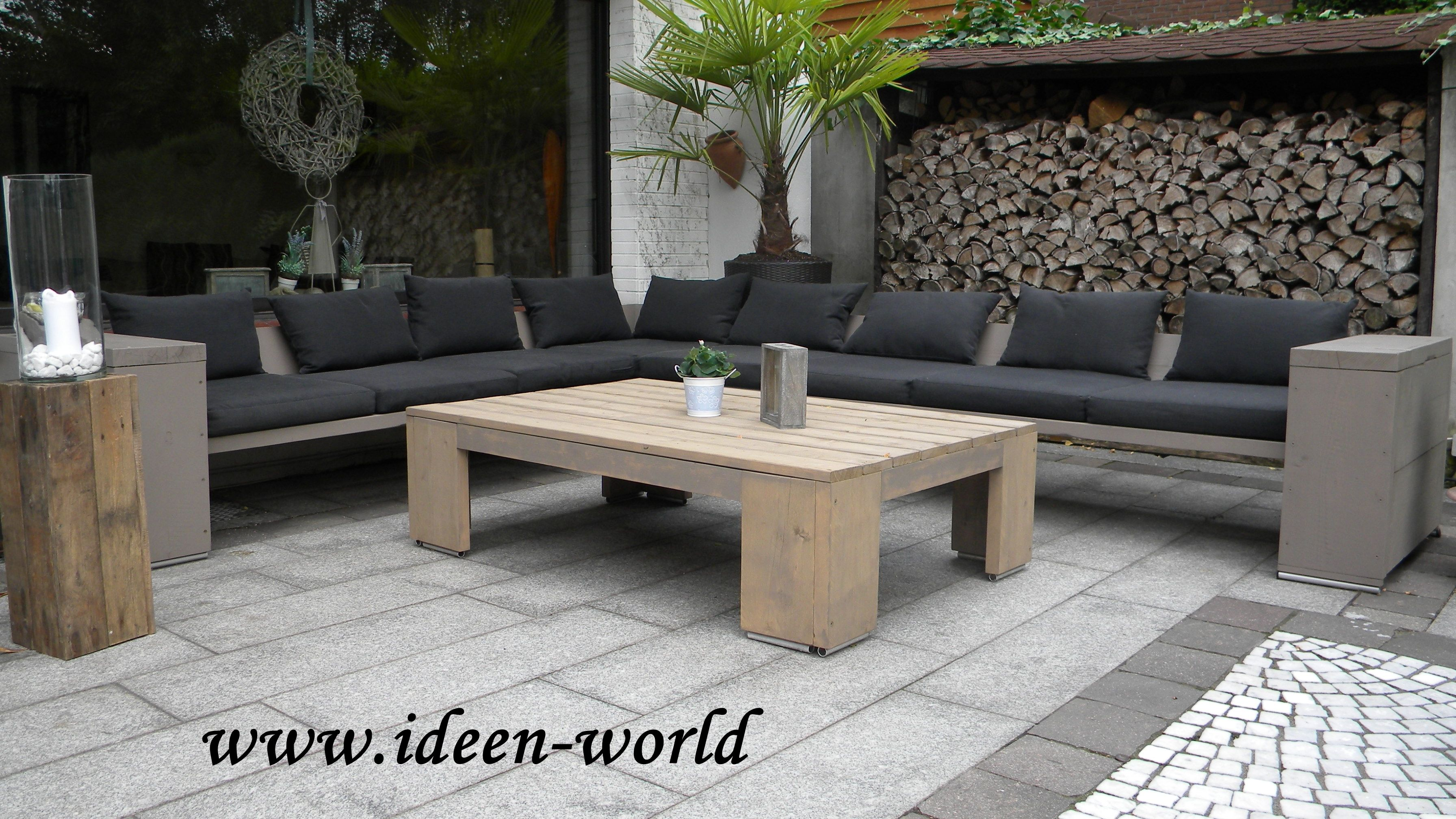 lounge möbel garten | lounge möbel garten möbel | pinterest, Garten und Bauen