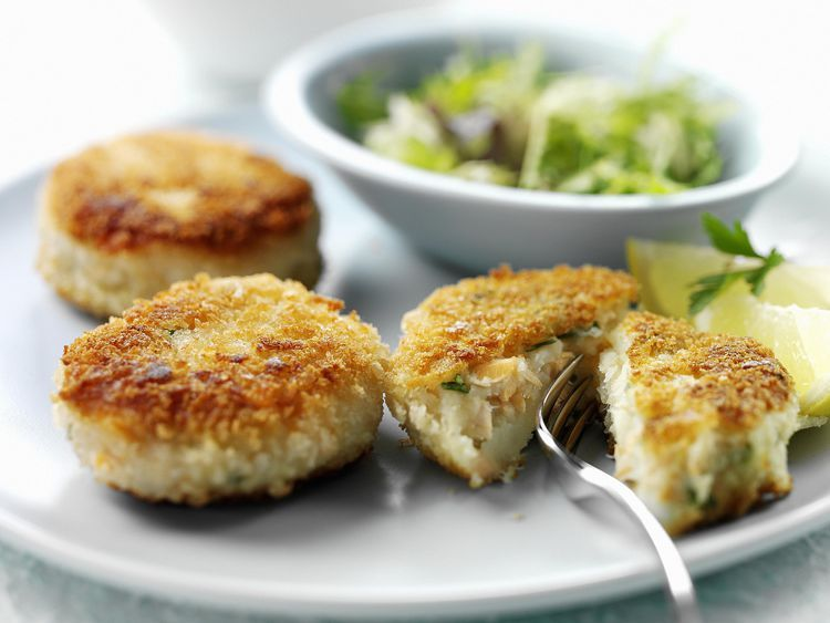 dutch fish cakes