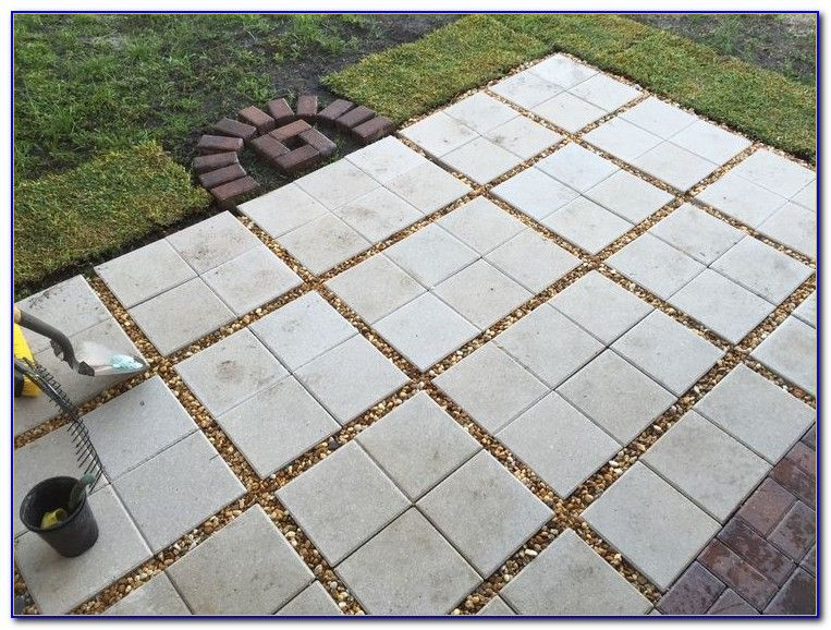 12x12 Concrete Patio Pavers Patio Pavers Design Patio Flooring Paver Patio