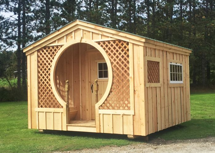 outside office shed. Looking For An Outside Office Shed? Check Out This Prefab Home From Jamaica Cottage Shop That Can Also Be Used As A Playhouse, Studio, Shed