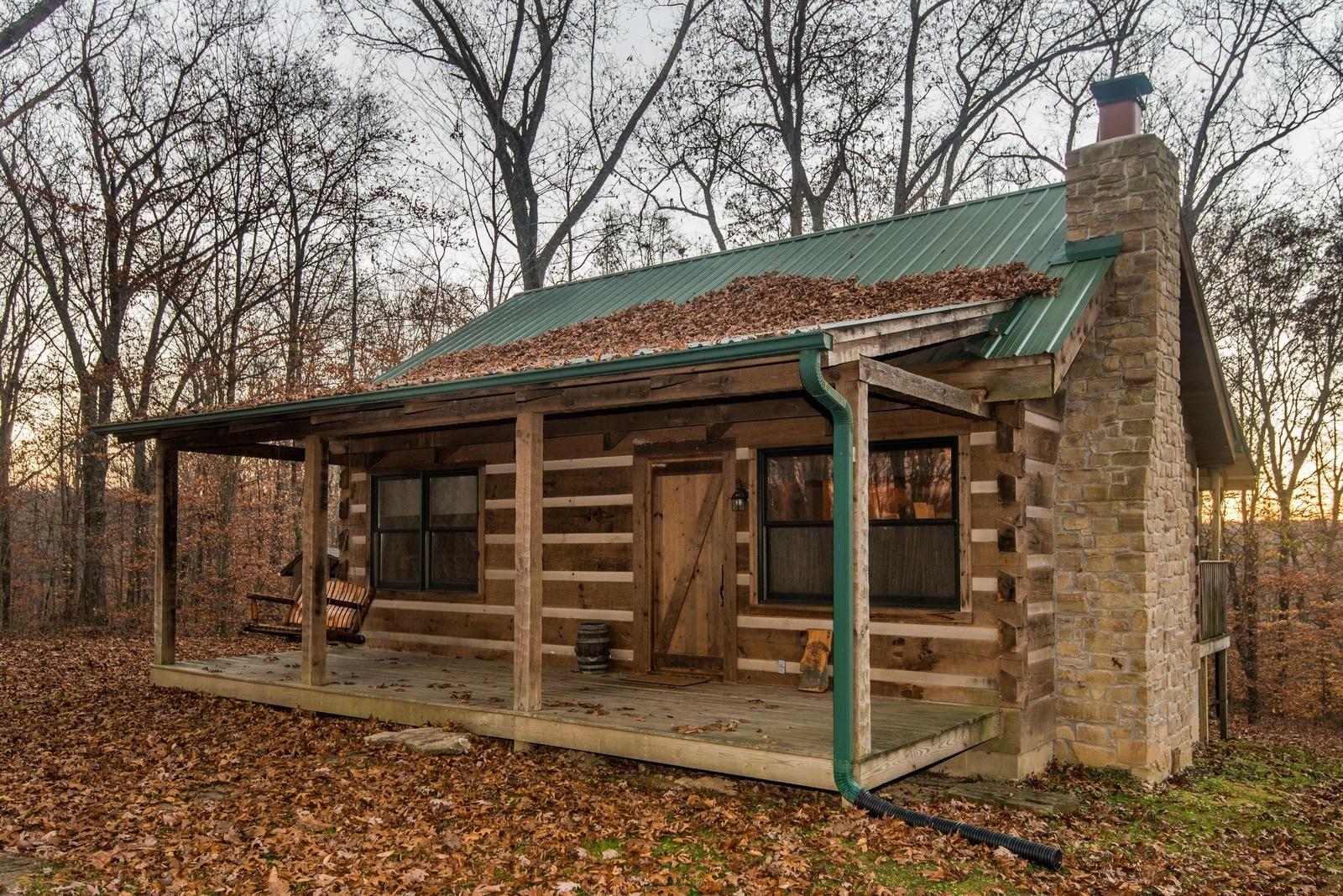 Red Cedar Vacation Log Cabin Brown County Log Cabins