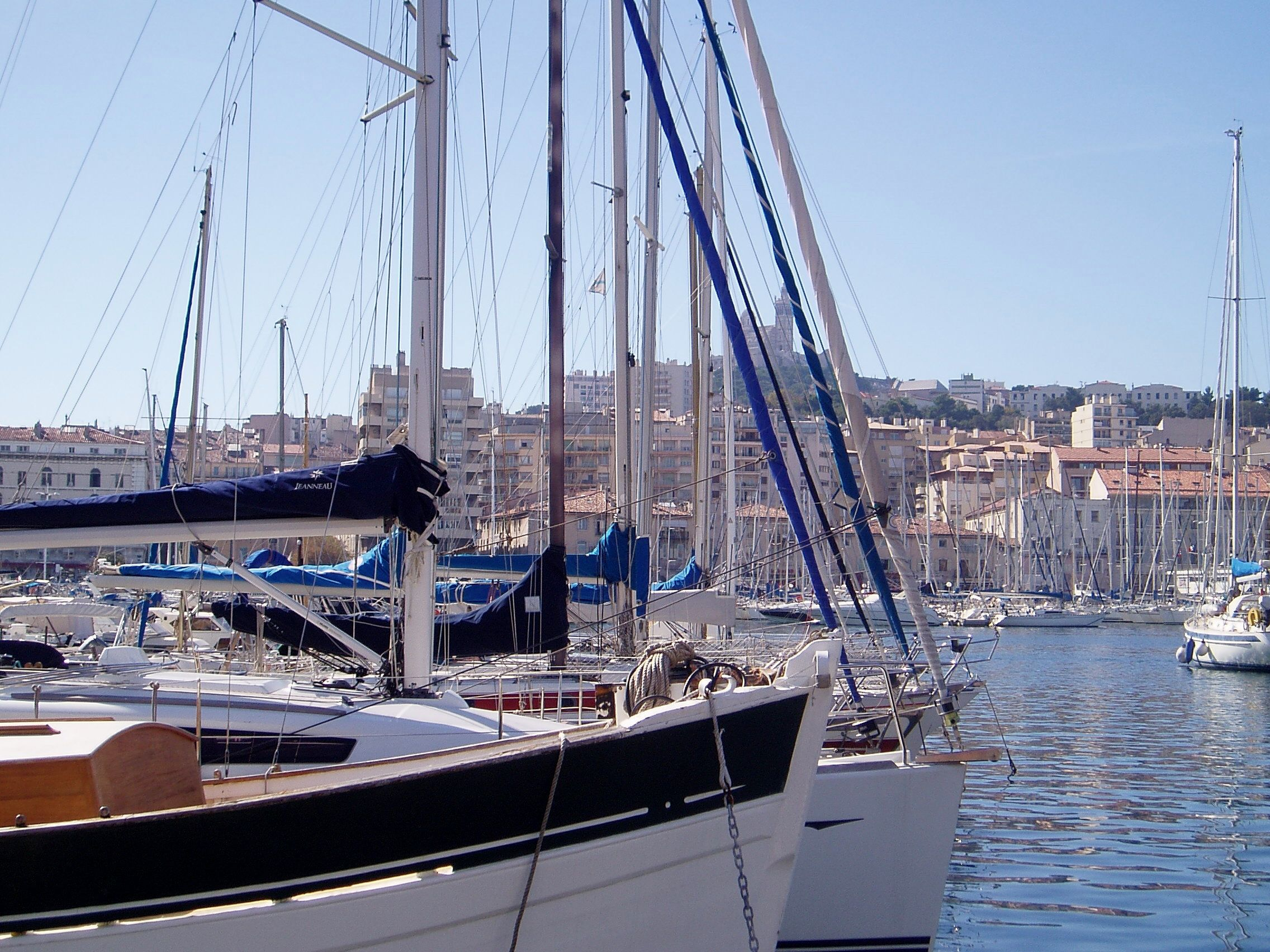 Old Port, Marseille