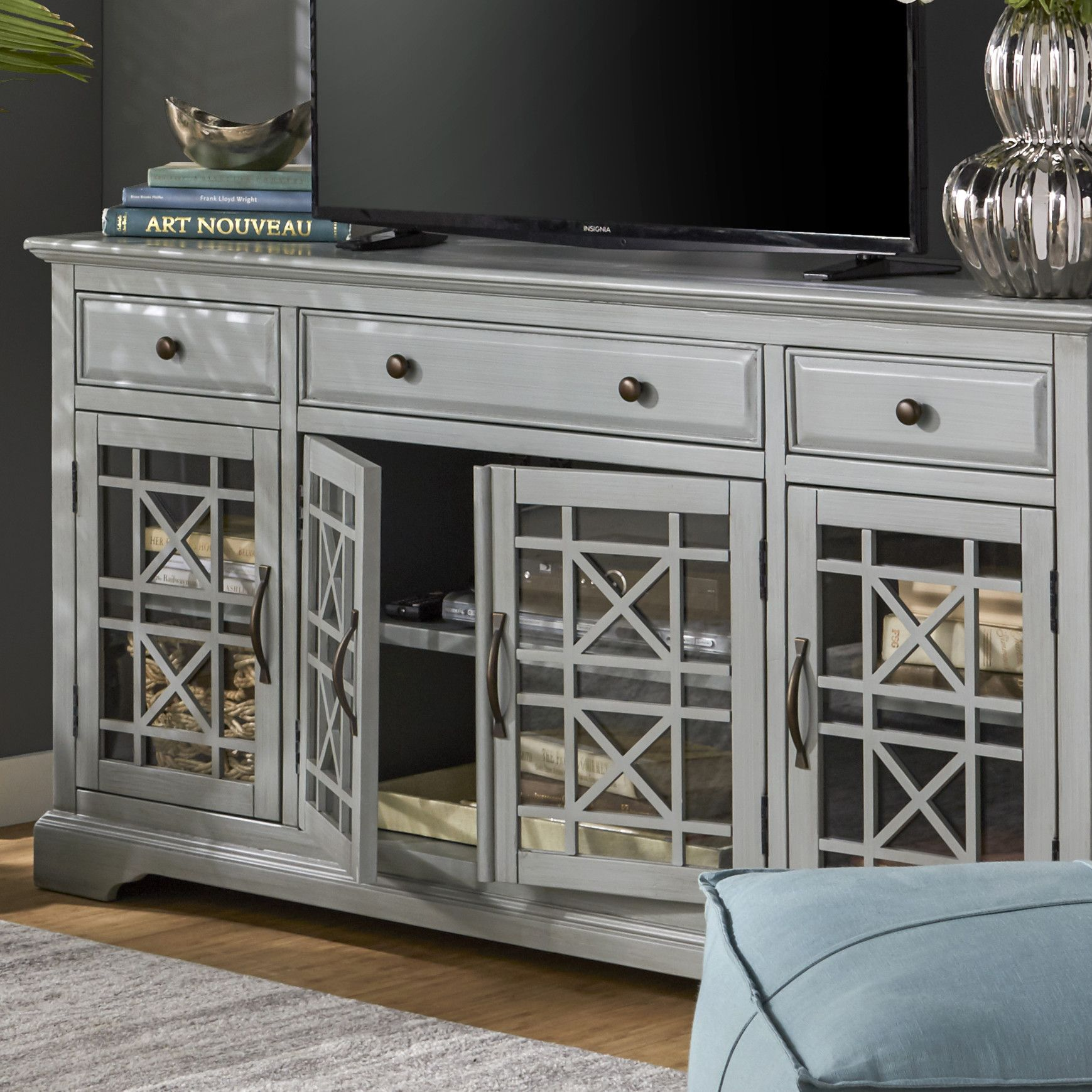 Bungalow rose tavera tv stand tv stands apartment furniture and