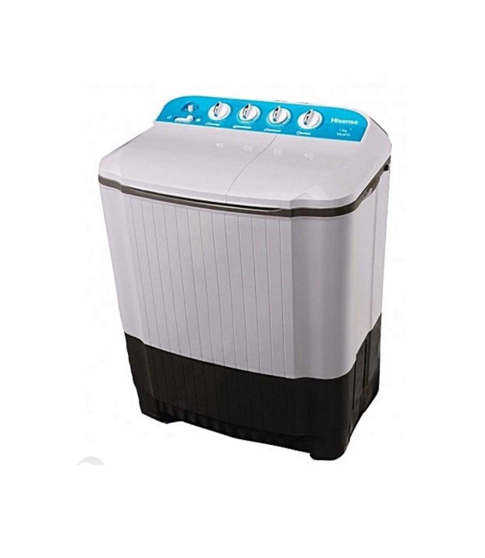 Hisense 7 2kg Twin Tub Top Loader Manual Washing Machine Wm Wsja751 Manual Washing Machine Twin Tub Washing Machine