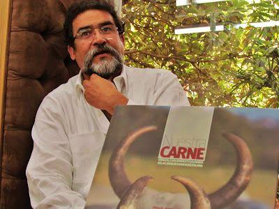 La carne en Venezuela tienen nombre y apellido: Otto Gómez y estará presente conversando sobre este producto fundamental en la mesa del venezolano