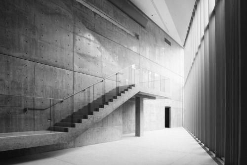 21_21 Design Sight, Roppongi in Minato, Tokyo (2007) | Tadao Ando