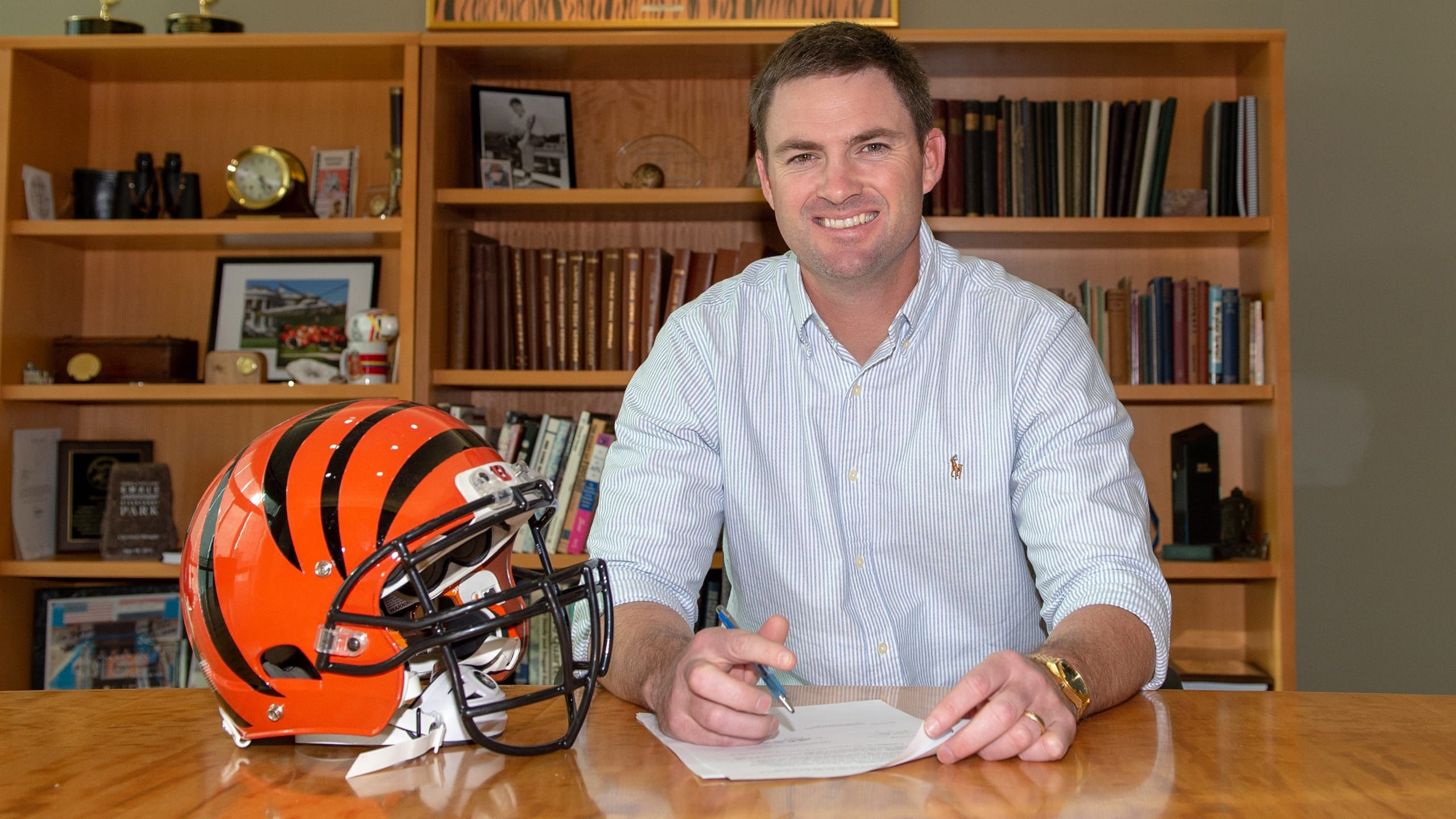 Zac Taylor Named 10th Bengals Head Coach Canadian