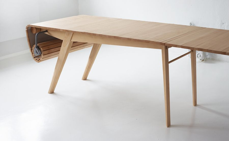 Smart Retractable Table Coffee Table To Dining Table Table