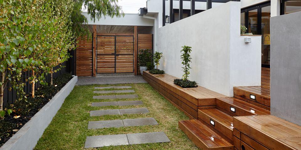 Landscape any size backyard Bunnings Warehouse