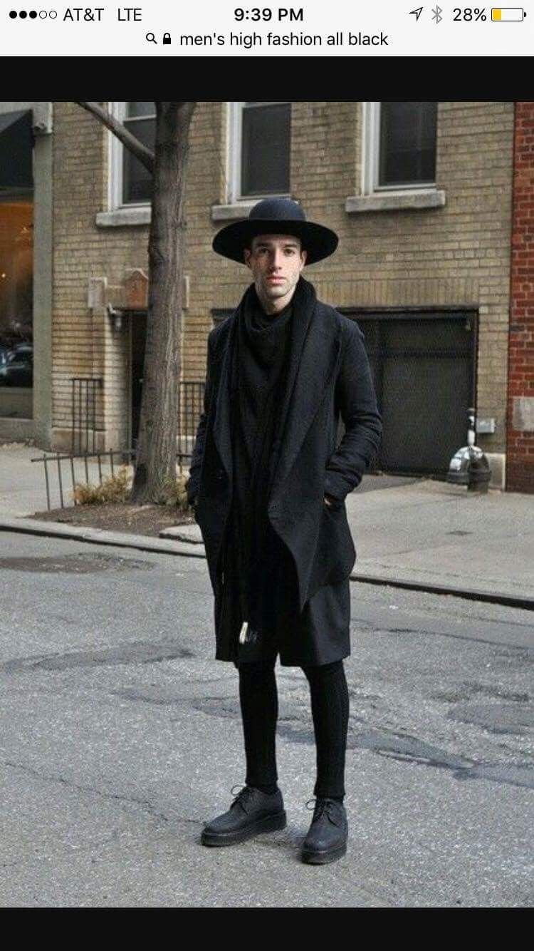 dcaa8e6c2 Pin by The Social Photog on Men's Fashion in 2019 | Witch fashion ...