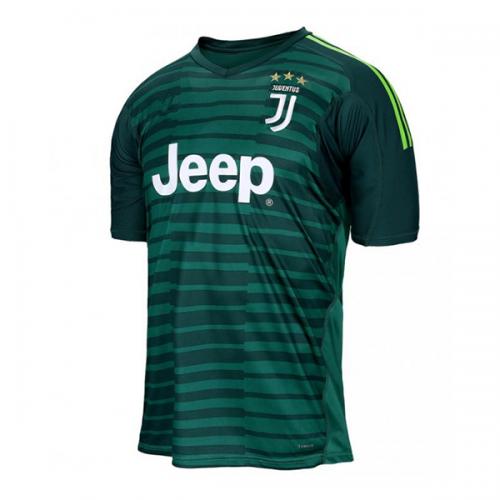 c086c29c3 Juventus Goalkeeper Soccer Jersey Shirt Green 2018-19 Model  Goal63574  cheap football kits on goaljerseyshop.com