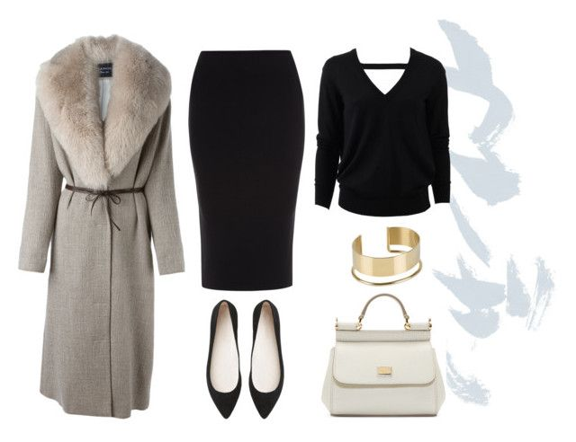 """""""Capsule 2015- classic black"""" by stylerevival on Polyvore"""