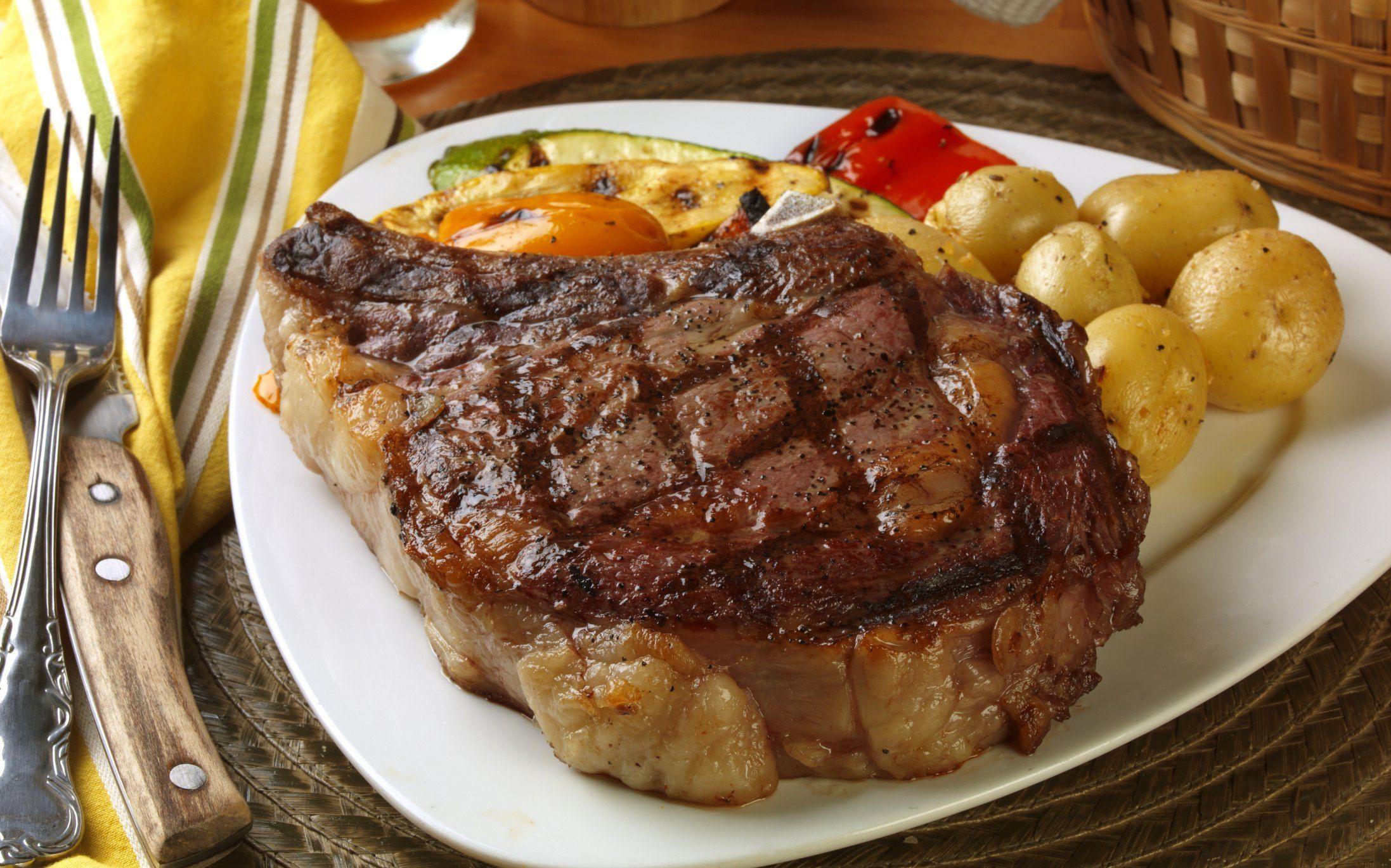 Картинки с ужином мясо, где когда картинки