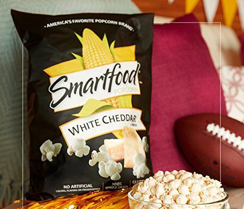 40 Smartfood White Cheddar Flavored Popcorn 625 Ounce Bags Only 11 19 0 28 Bag