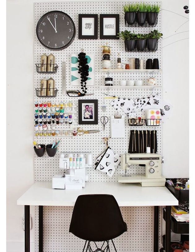 Fabric Paper Glue Workspace Upgrades in Office