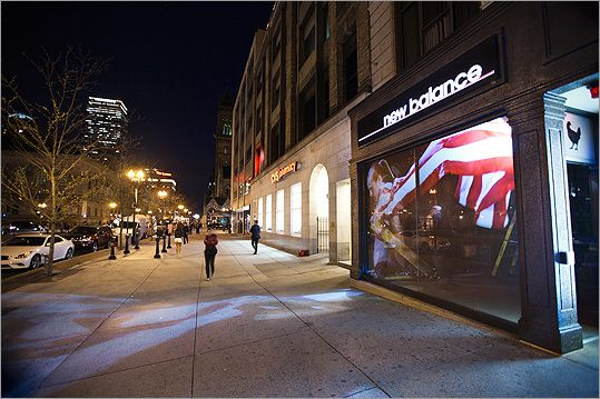 new balance outlet in boston