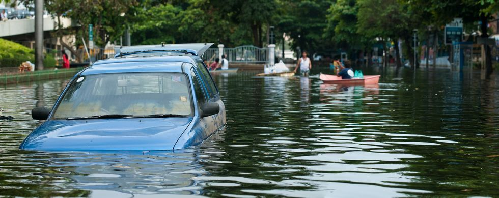 Car flood insurance everything you need to know flood