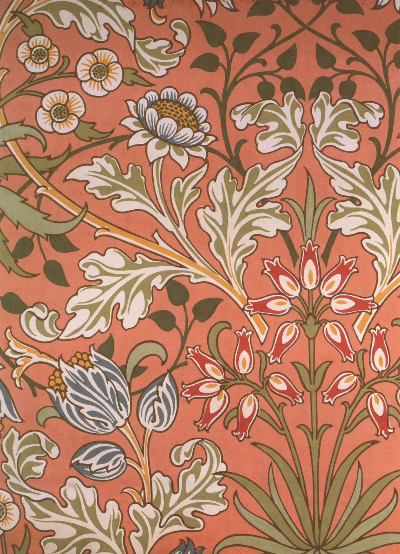 Old Fashioned Wallpaper Designs