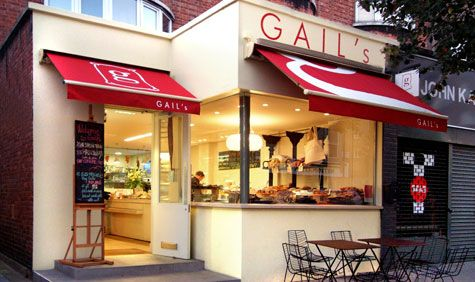 Gails Bakery London