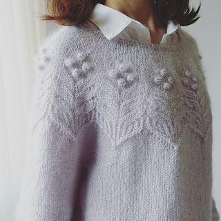 a469490d827f94  5 ARAN SEE KP  Hana Pullover (Test Knit) Ravelry  Hana Jumper pattern by  Irene Lin