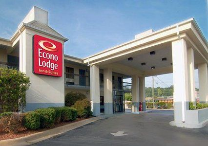 Econo Lodge Inn Suites Suites Inn