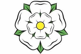 Yorkshire White Rose Google Search Rose Stencil Yorkshire Rose White Rose Tattoos