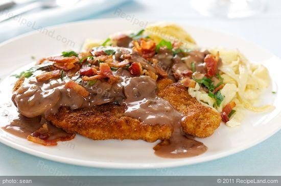 Secret Jagerschnitzel German Hunter Schnitzel Recipe Recipes Cooking Food