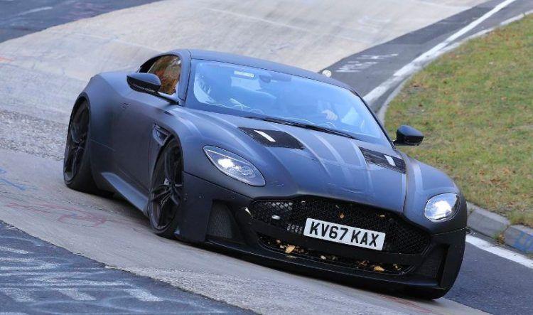 Ein Vorschau Auf Den 2020 Aston Martin Vanquish Autos Und Uhren Aston Martin Vanquish Aston Martin Ford Motor Company