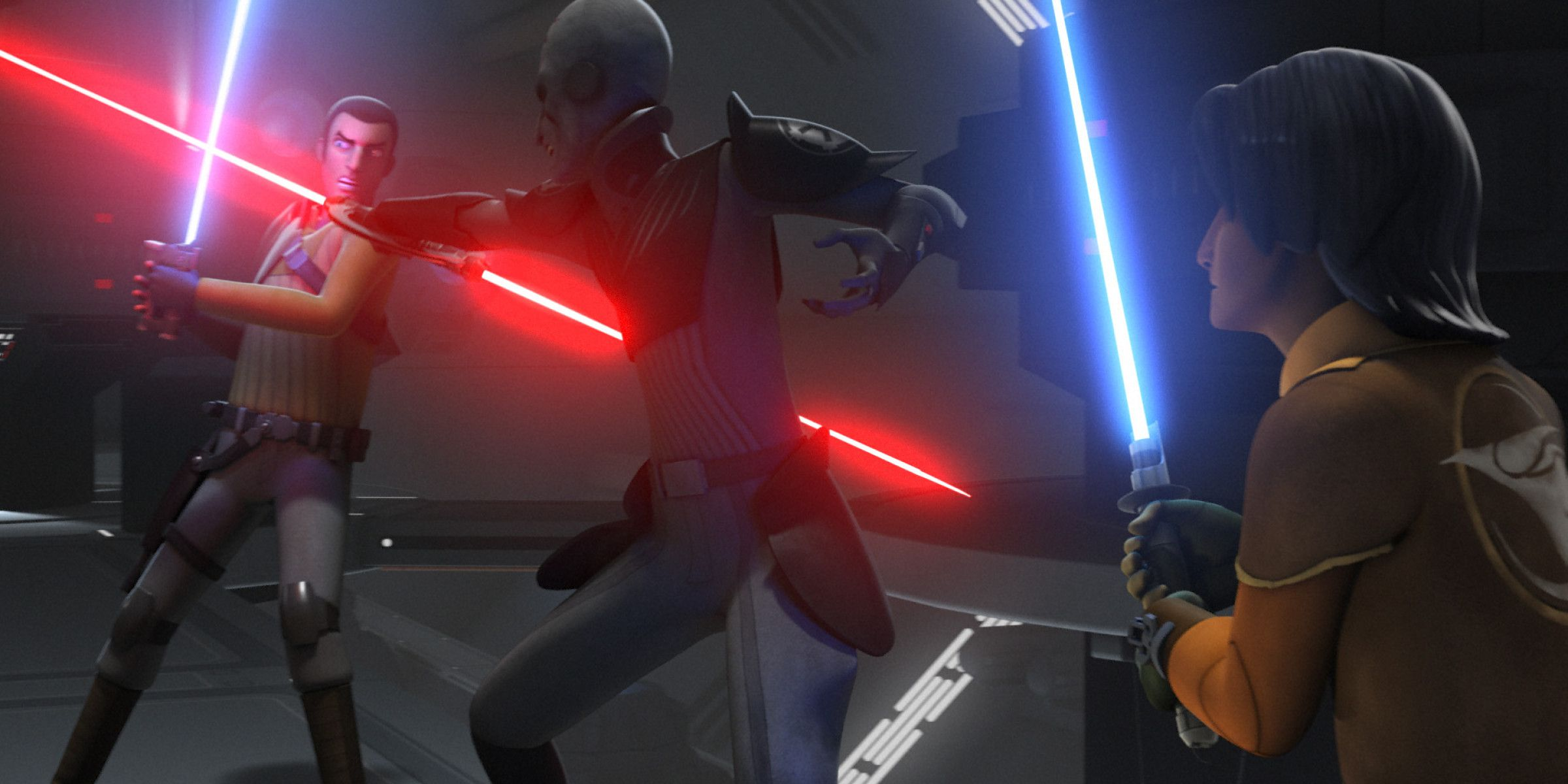 Beau Dessin à Imprimer Star Wars Rebels