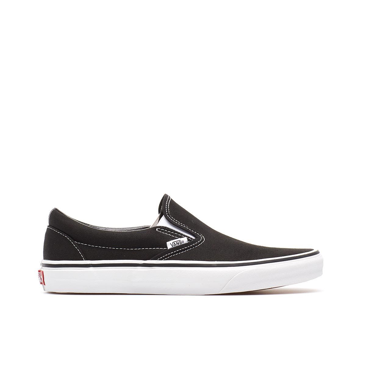 Classic slip-on from the Vans collection in black