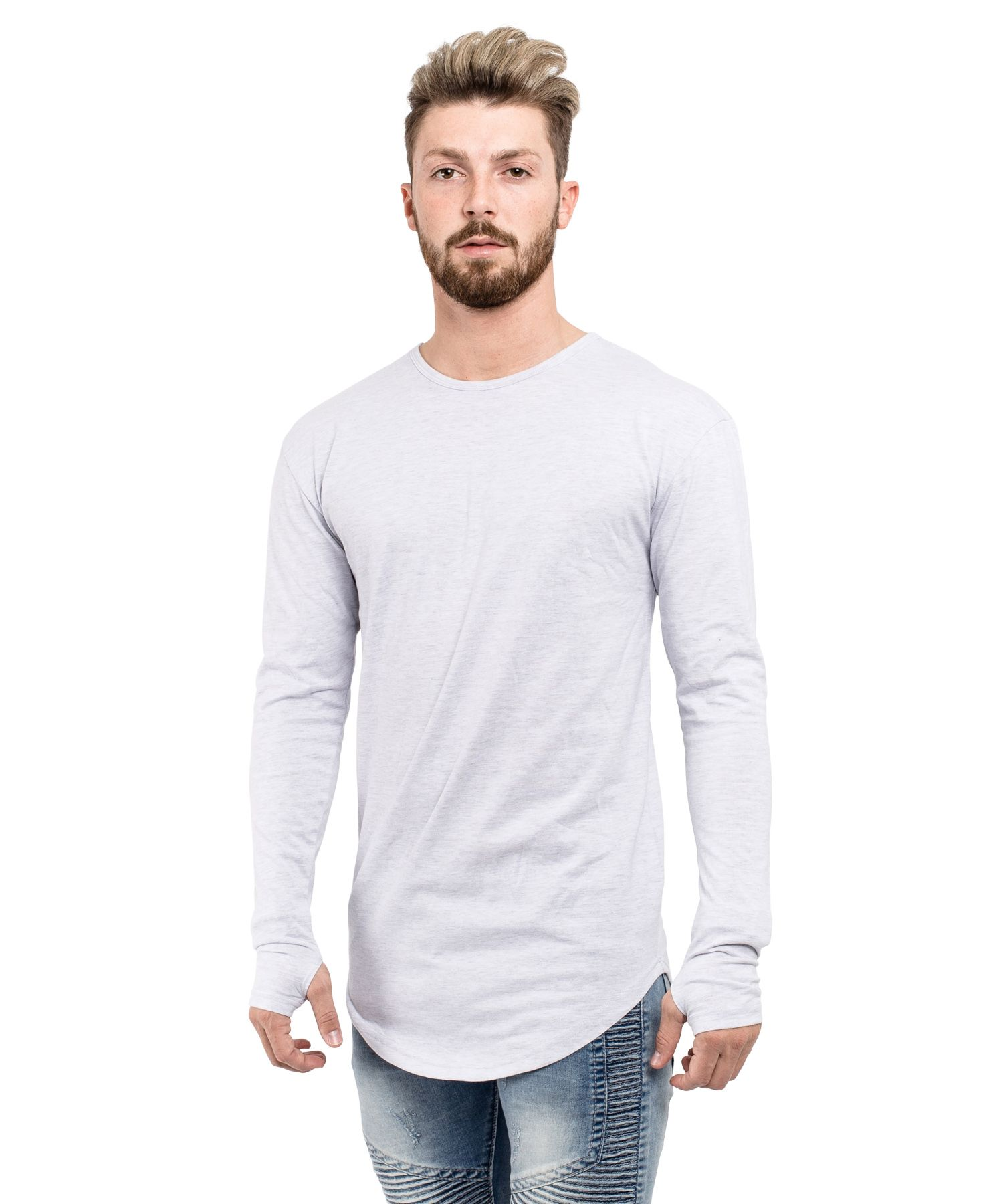 4721f831a536 Mens Oversized Long Sleeve T Shirt – EDGE Engineering and Consulting ...