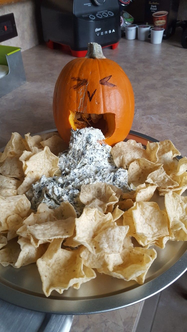 Fall App Idea Spinach Artichoke Dip Tostitos Spinach Artichoke