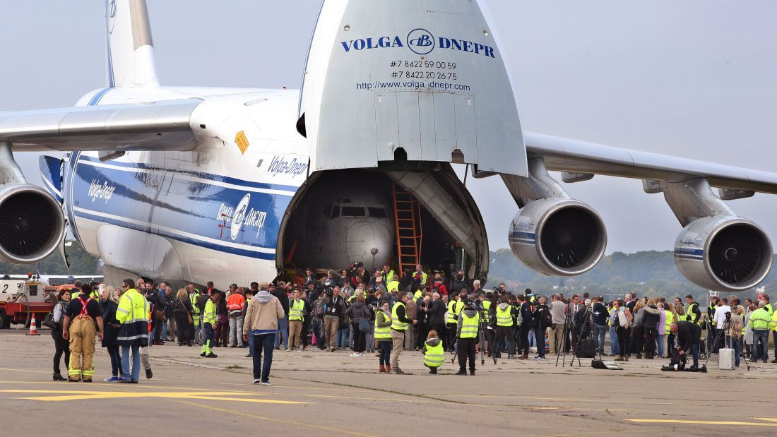 Lufthansa Heritage Aircraft Landshut Brazil Inside Cargo Aircraft Vintage Aircraft Cargo Aircraft Aircraft
