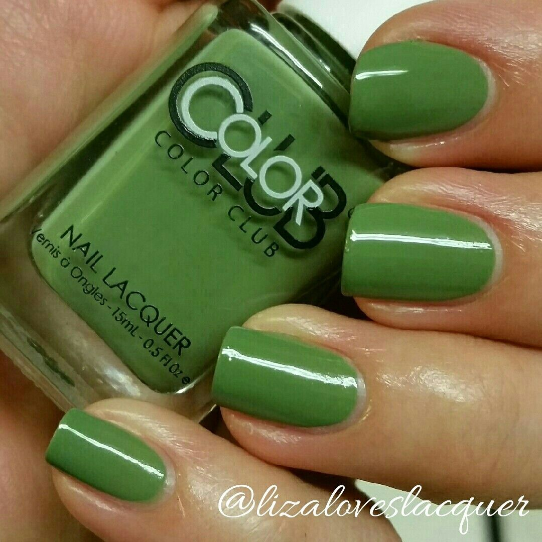 Color Club - It\'s About Thyme (English Garden Collection) | Color ...