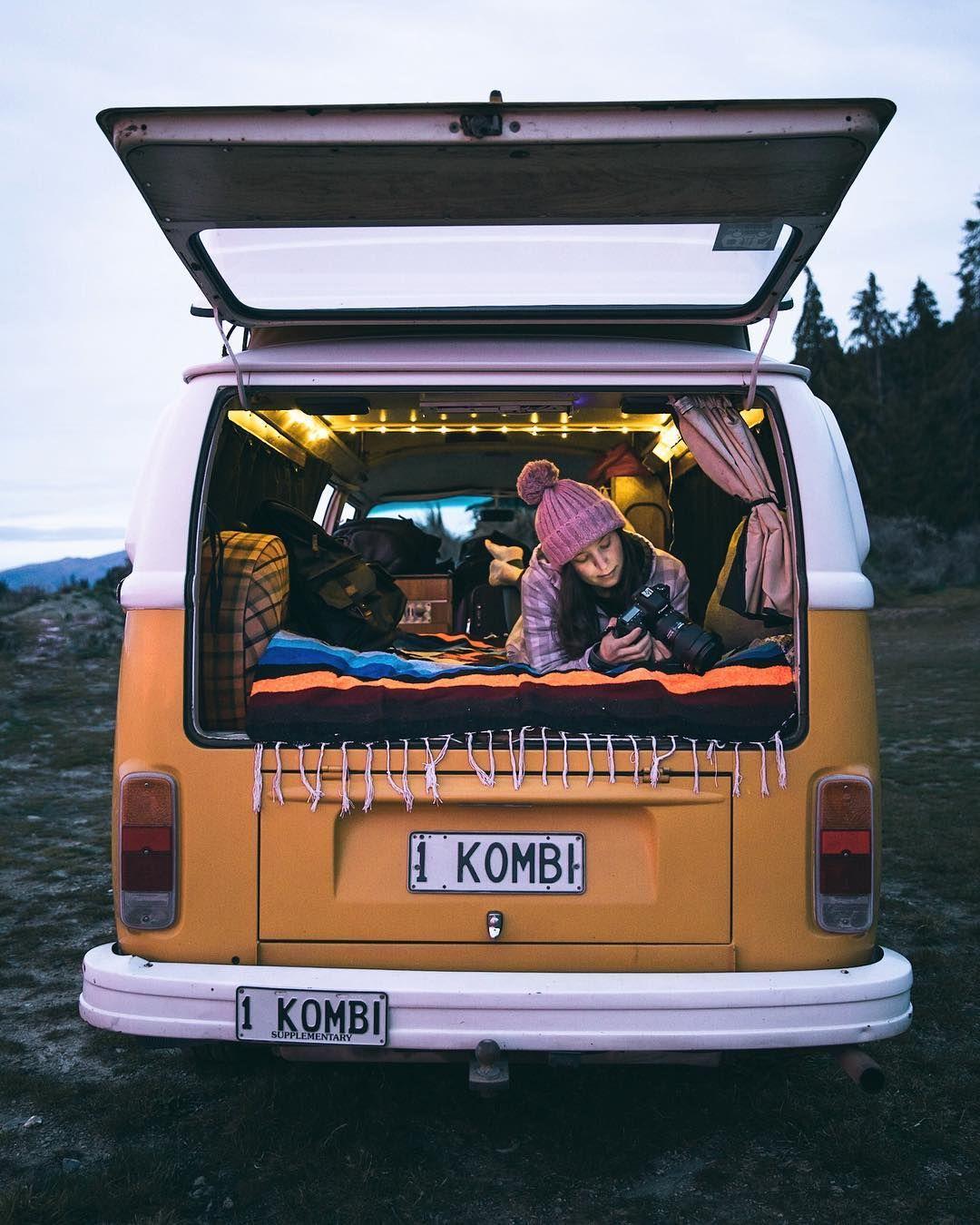 Kombi life! 🤙🏻 we had a blast cruising around New Zealand ...