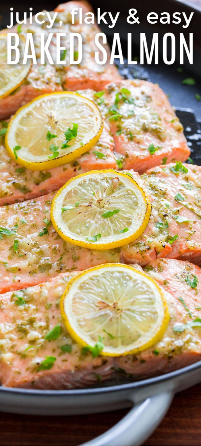 Baked Salmon Recipe images