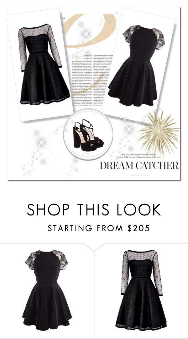 """noche"" by coolparadice on Polyvore featuring moda, Marc by Marc Jacobs y Miu Miu"