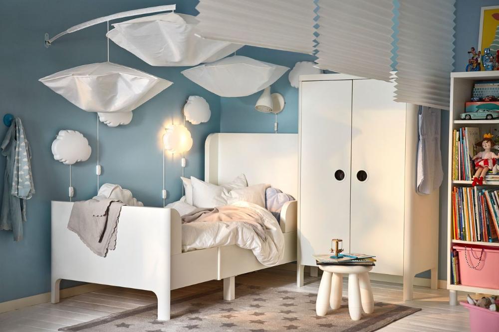 Chambre Enfant Complete Selection De Meubles Deco En 2020 Chambre Enfant Meuble Deco Ikea Chambre Enfant