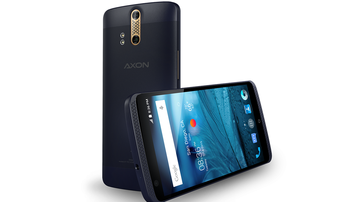 The $450 smartphone is available for purchase starting today http://www.theverge.com/2015/7/14/8962777/zte-axon-smartphone-announcement?utm_campaign=theverge&utm_content=article&utm_medium=social&utm_source=pinterest