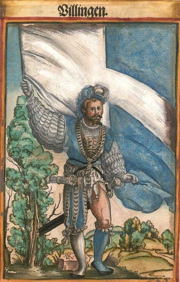 "Villingen [Villingen] (f°67) -- Koebel, Jacob, ""Wapen des heyligen römischen Reichs teutscher Nation"", Franckfurth am Main, 1545 [BSB Ms. Rar. 2155]"