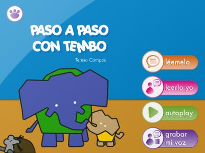 Tembo el elefante, aplicaciones basadas en el modelo de educación inclusiva