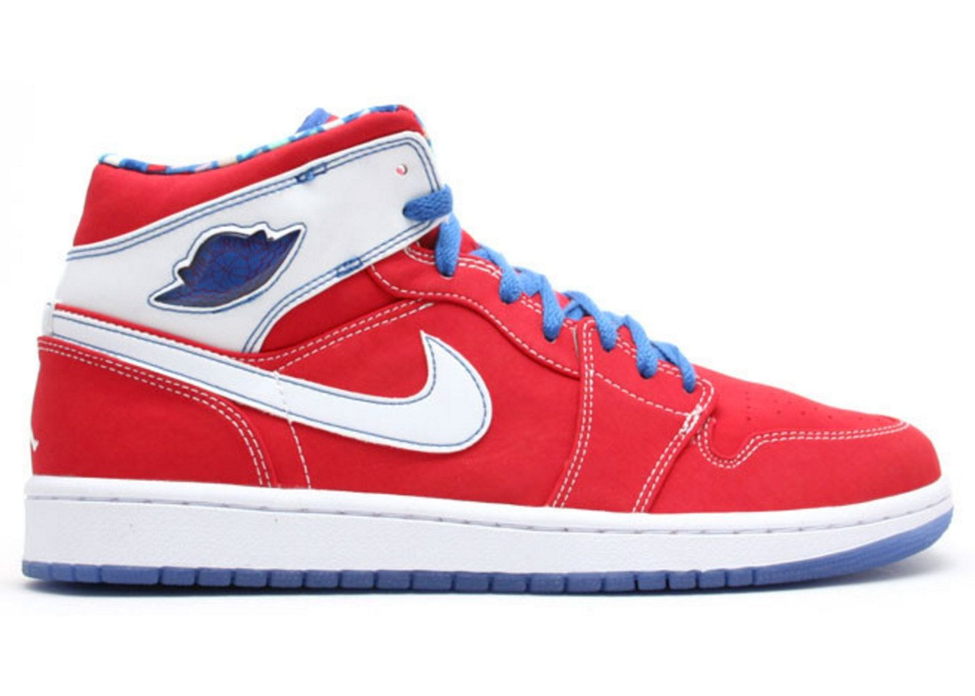 Jordan 1 Retro LS Sport Red Blue jordans, Jordan 1, Jordans