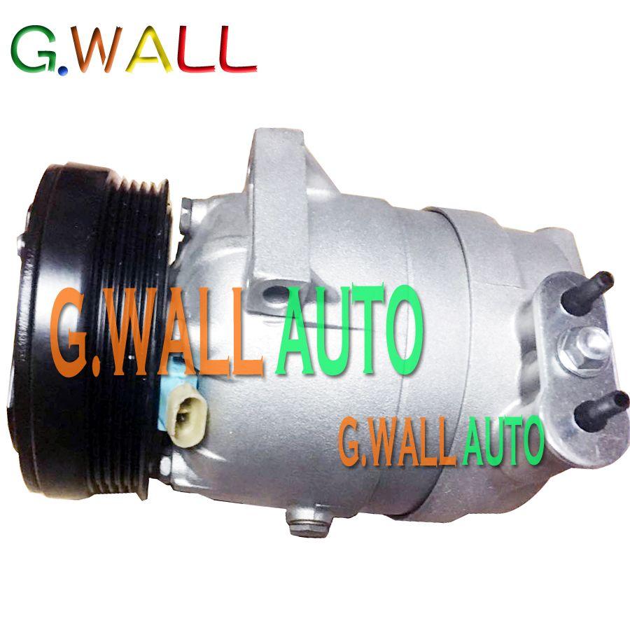 High Quality V5 Ac Air Conditioner Compressor For Car Chevrolet
