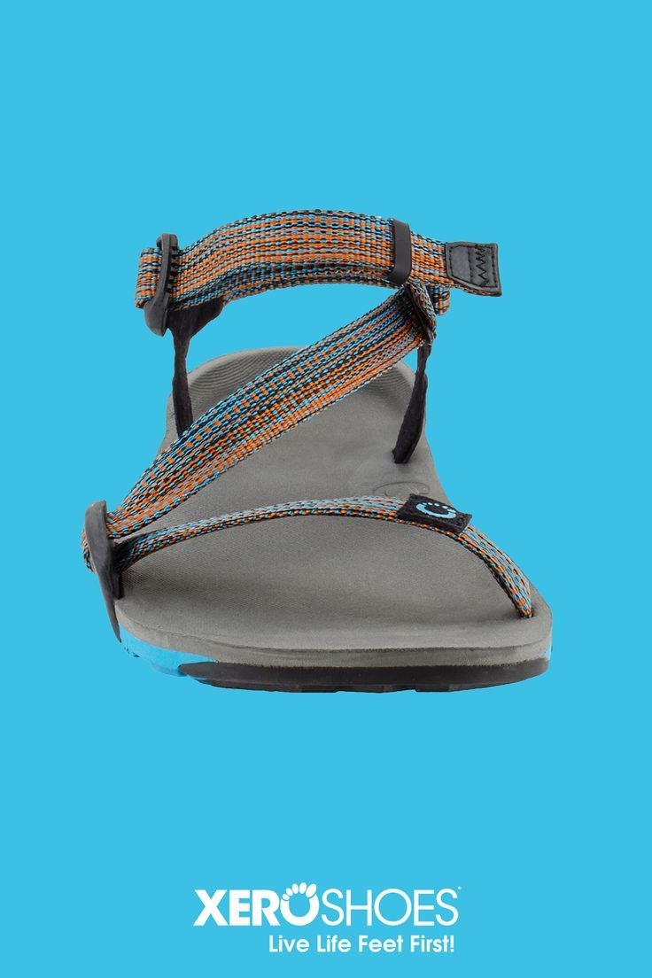 Trail friendly minimalist sport sandal. This lightweight women's sandal is perfect for your summer a...