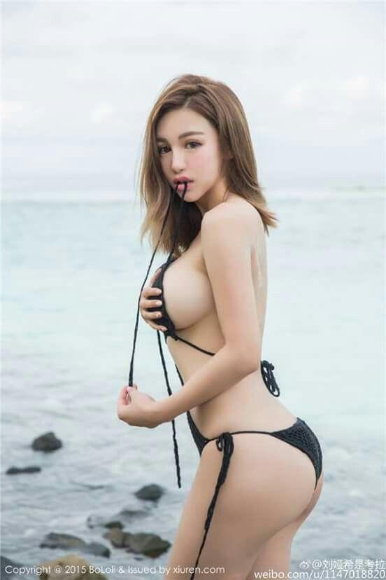 Big busted asian models