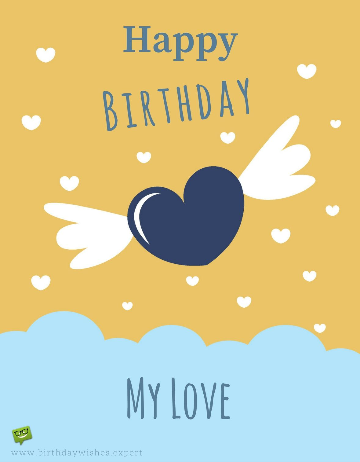 Enchanting Fireworks Happy Birthday Card For Husband Still See