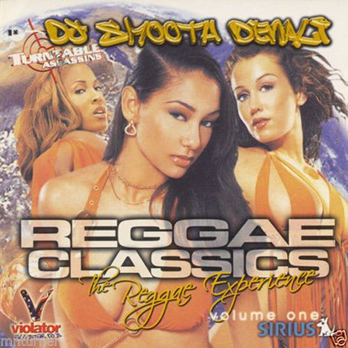 Reggae Classic Vol  1 COLLECTION Mixed CD Compilation - DJ Smooth