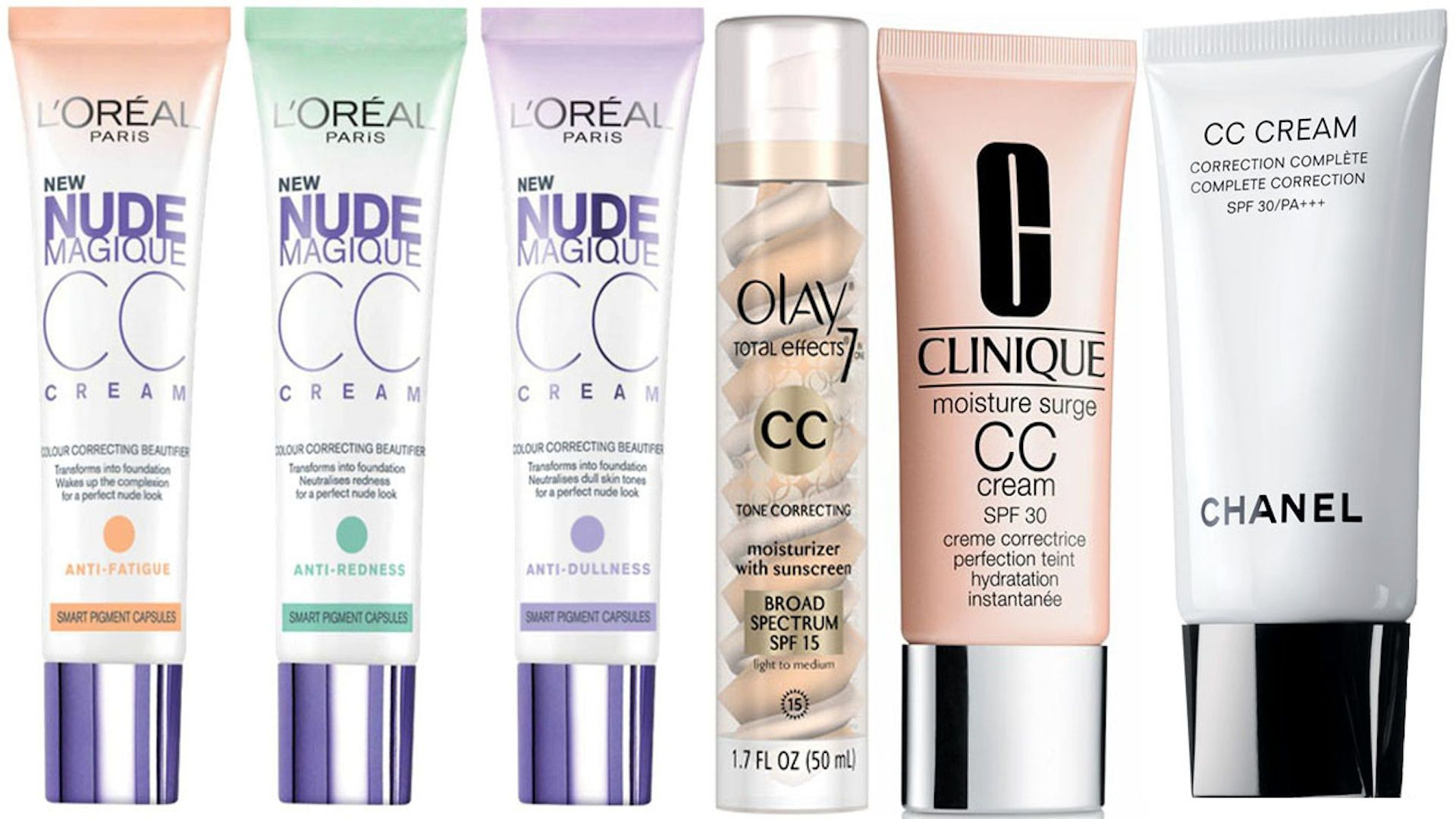 Best CC Creams To Try