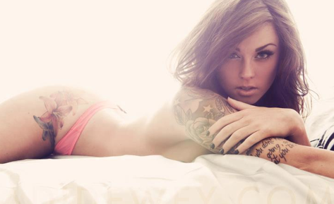 Today we are doing a Tattoo Tuesday! There's something about hot chicks with tattoos that make them look so sexy. And if you agree and think this beauty Danielle Mae Sheehan is sexy. Be sure to like and share! #icandynation #welovetattoos #badgirlsaresexy